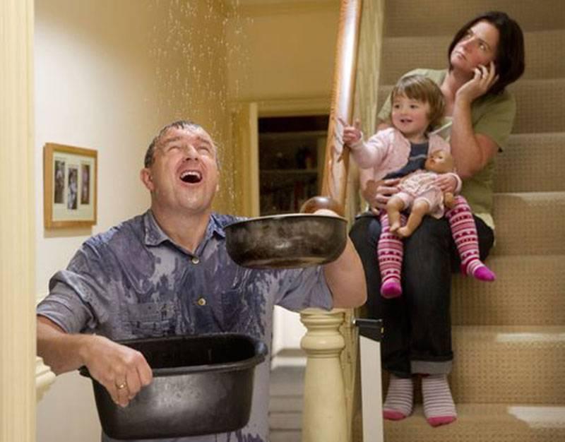Возмещение ущерба при затоплении квартиры
