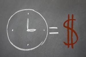 Задержка заработной платы