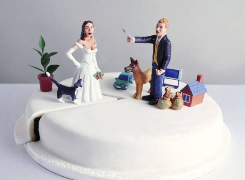Раздел общего имущества супругов