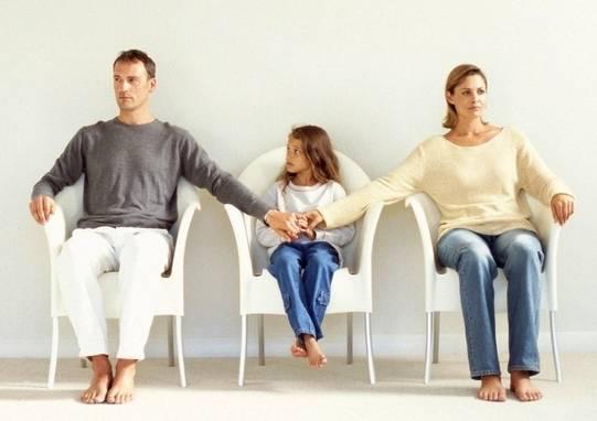 Определение места жительства и порядка общения с ребенком